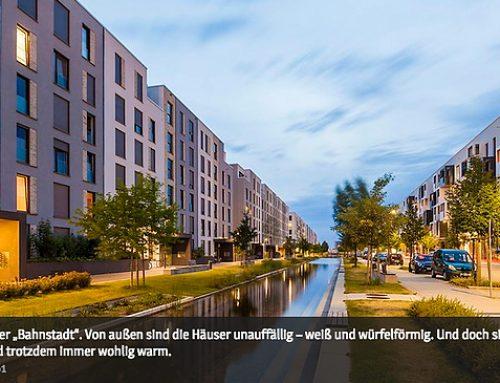 Heidelberg aloja el distrito urbano con casas pasivas más grande del mundo